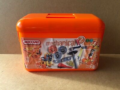 Meccano Mechanical 2 plus Lots of Extras