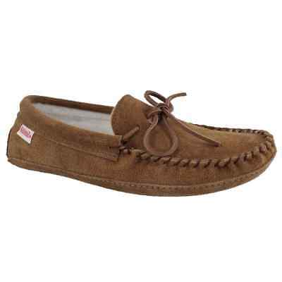 SoftMoc Men's Suede Lined Memory Foam Moccasin