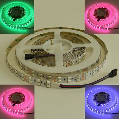 LED Strips Streifen 5050 Dual Band 24V RGB 120 LED/Meter