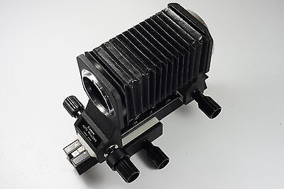 Canon FD Auto Bellows For Canon FD Lens System