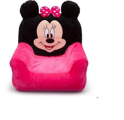 Delta Minnie Mouse Inflatable Club Chair Brand New