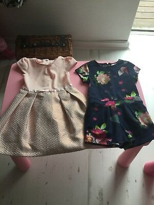 Girls Ted Baker Bundle Age 5-6.