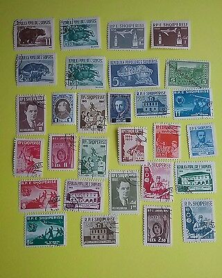 Albania Stamps - Mint & Used