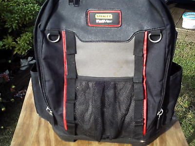 Stanley Fatmax Tool Backpack - great condition