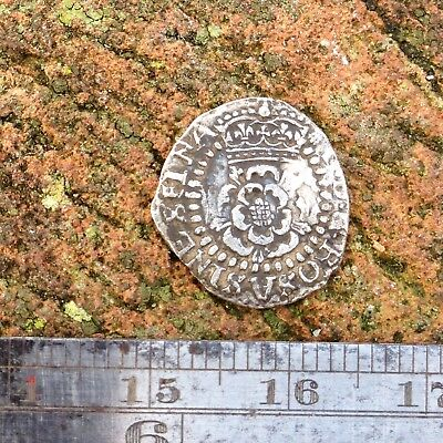 English Scottish? Irish? Hammered silver coin