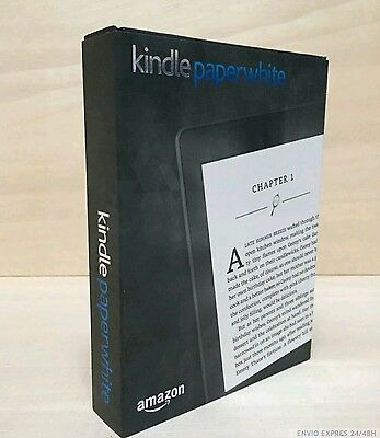 AMAZON KINDLE PAPERWHITE 4GB E BOOK  ¡NUEVO A ESTRENAR Y PRECINTADO! EnvioUrgent