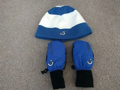 Seal Skinz Boys Hat and Gloves