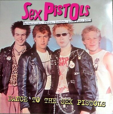 Sex Pistols - Dance To The Sex Pistols White Vinyl Ltd Edition Lp