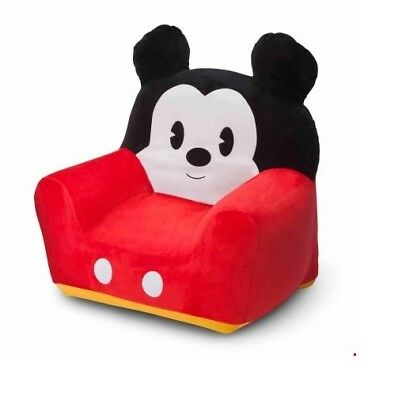 Delta Mickey Mouse Inflatable Club Chairs
