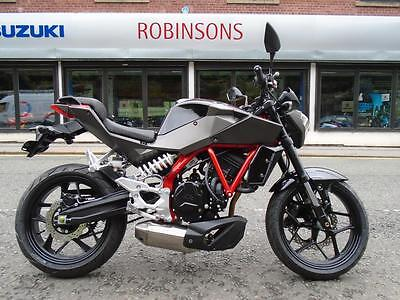 New Hyosung GD250R Low rate finance