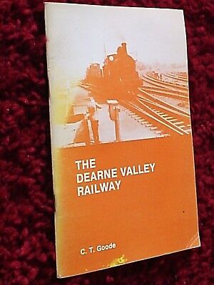 Book. The Dearne Valley Railway