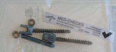 Screws of Titanium alloy of the BACK Spinal System Fixed Angle LUMBAR SPINE