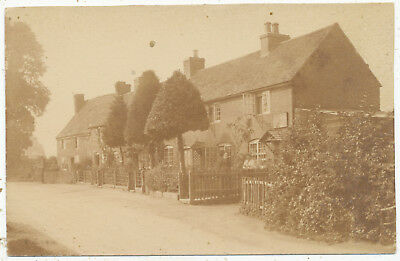 Unidentified terrace, with shop, maybe Post Office