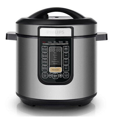 New Phillips - HD2137/72 - All-In-One Cooker