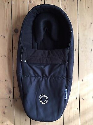 Bugaboo Bee Cocoon, black, excellent condition
