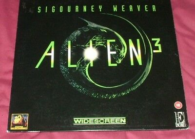 Alien 3 Widescreen - Laserdisc