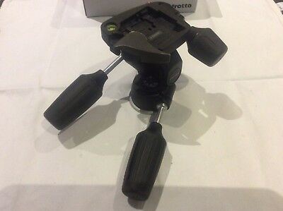 Manfrotto 804Rc2 Head - no RC2 plate