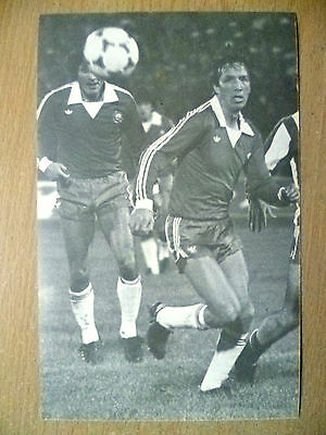Press Photo- DUBO & SOTO in Action to Goal