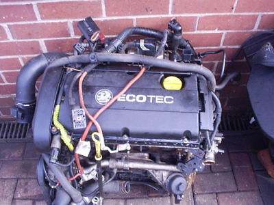 Vauxhall Astra H Zafira B Vectra C 1.8 16V Z18Xer Engine Spears Or Repairs