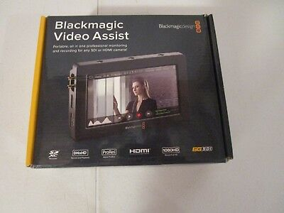 Blackmagic Video Assist Recorder and Monitor HYPERD/AVIDAS5HD