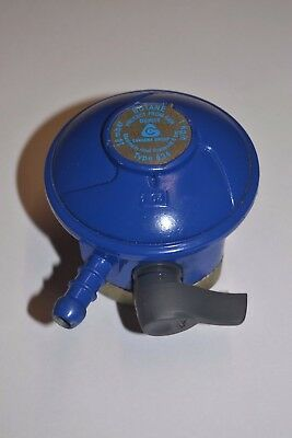 Butane Gas Quick Coupling Valve/Regulator Camping