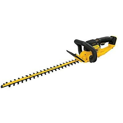 DEWALT DCHT820B 20 V Max Hedge Trimmer Baretool no battery