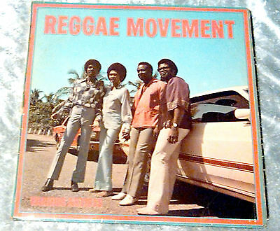 Various -Reggae Movement  -Trojan original LP