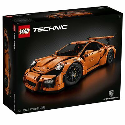 Lego - Technic - 42056 - Porsche 911 Gt3 Rs - Neuf Et Scellé - New And Sealed