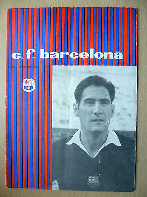 1960 European Cup Match- BARCELONA v CDNA SOFIA, 21st Set (Org*, VG*)