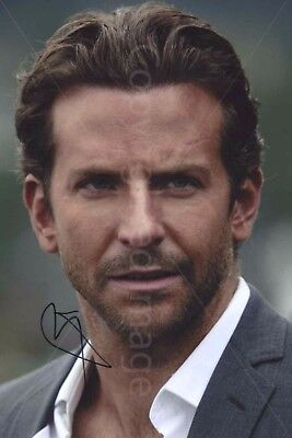 Bradley Cooper From Hangover American Sniper War Dogs Signed Autographed Photo