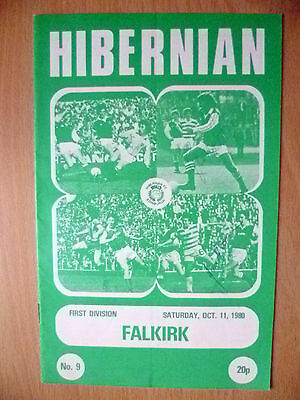 100% Genuine Hand Signed GEORGE BEST- HIBS at Hibernian v Falkirk, 11 Oct 1980