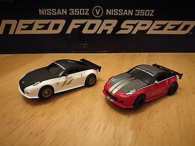 Micro Scalextric | EA Need for Speed Edition | Nissan 350Z