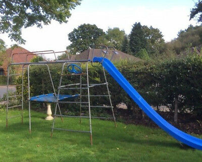 TP Climbing Frame and slide