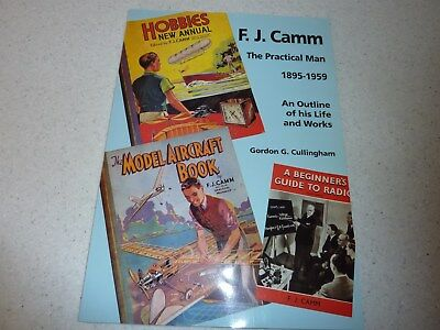 F.J.Camm, The Practical Man, signed by author Gordon G Cullingham, limited print