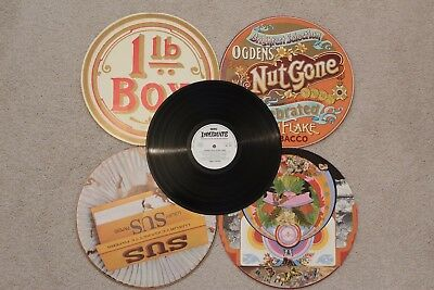 Small Faces - Ogdens' Nut Gone Flake (1968 Immediate) - V.G. CONDITION