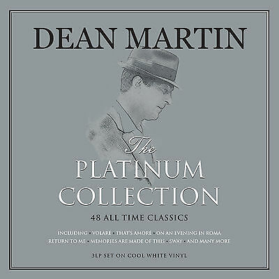 Dean Martin - The Platinum Collection (Gatefold 3LP 180g White Vinyl) NEW/SEALED