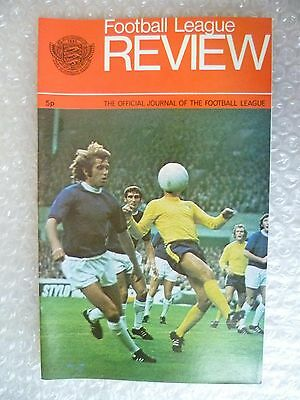 1971-72 Football League Review