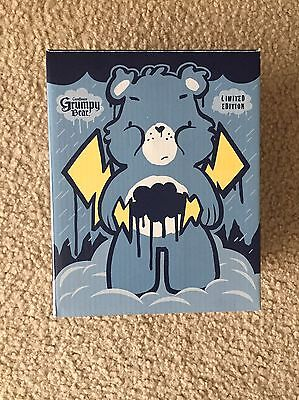 *VERY RARE* Care Bears Grumpy Bear Limited Edition Figure (Numbered Box)