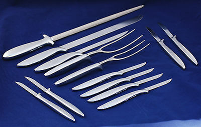 Gerber Famous Blades Cutlery Set, 13 Pieces, Great Condition
