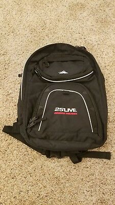 George Michael * Rare & New * 25 Live 2008 Tour Backpack