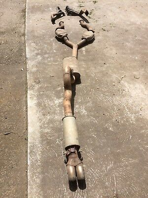 Exhaust system Vn