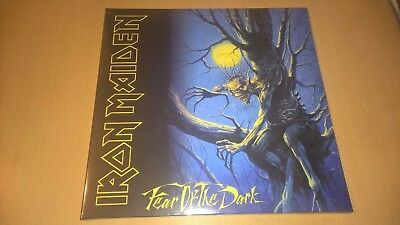 IRON MAIDEN - Fear Of The Dark -  LP - HEAVY METAL - 2 LP SET 2017 ISSUE
