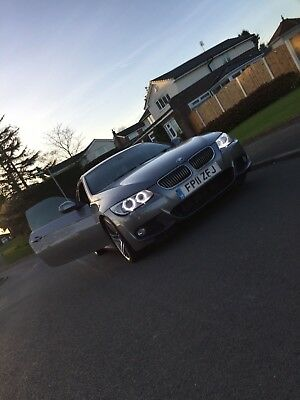 BMW 335d M Sport Coupe. MUST SELL!
