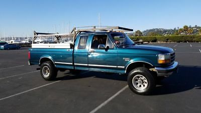 1997 Ford F-250 XLT EXT CAB 1997 ford f-250 7.3 DIESEL XLT EXT CAB POWER STROKE 4X4