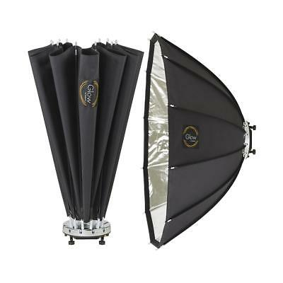 "Glow ParaPop 38"" Portable Softbox With Strobe Adapter Ring"