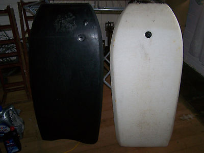 Boogie board and body Board