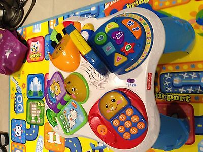 Music activity table - Fisher-Price