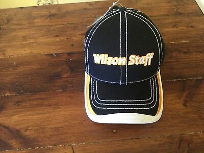NWT Wilson Staff Golf Hat