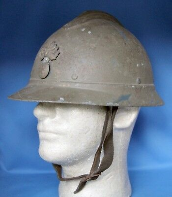 Hollywood Movie Prop - French M15 Army Helmet