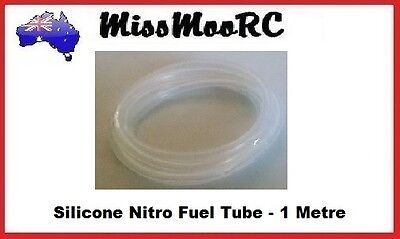 Silicone Nitro Fuel Tube (1 metre) for car, buggy, truck, truggy